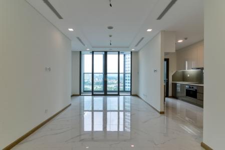Bán hoặc cho thuê căn hộ Vinhomes Central Park 3PN, tháp Landmark 81, view sông và công viên