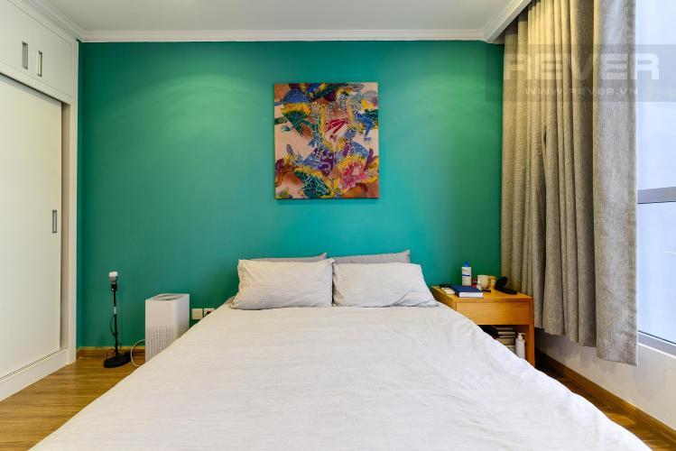 Phòng ngủ 2 Bán căn hộ Vinhomes Central Park 3PN, tầng cao, tháp Landmark 3, đầy đủ nội thất, view công viên và sông Sài Gòn