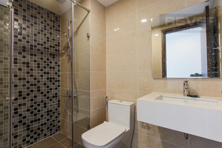 Phòng Tắm 1 Cho thuê căn hộ The Tresor tầng cao, 3PN, view sông Sài Gòn