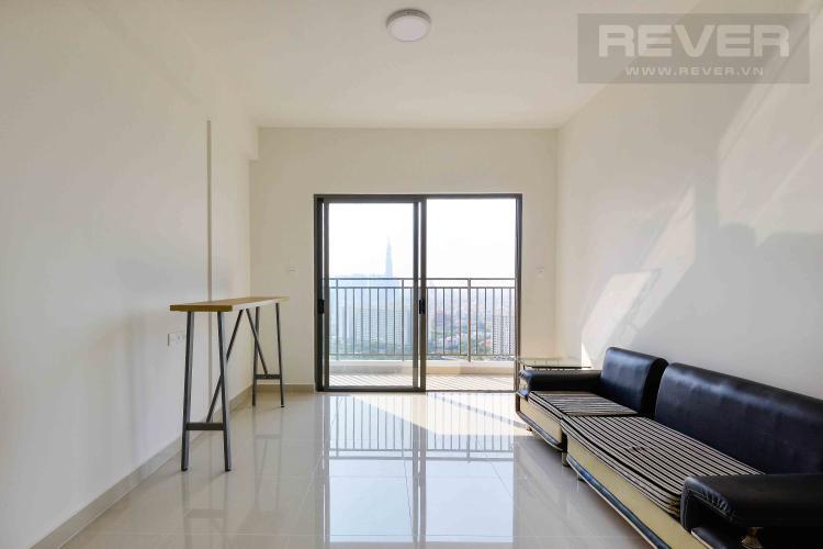 Phòng Khách Cho thuê căn hộ The Sun Avenue 90,2m2 3PN 3WC, view thành phố