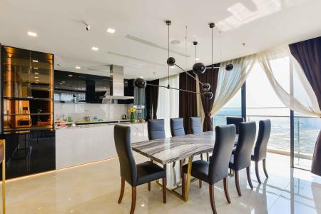 Bán căn hộ Vinhomes Golden River tầng cao, diện tích 150m2, 3PN 3WC, nội thất cao cấp