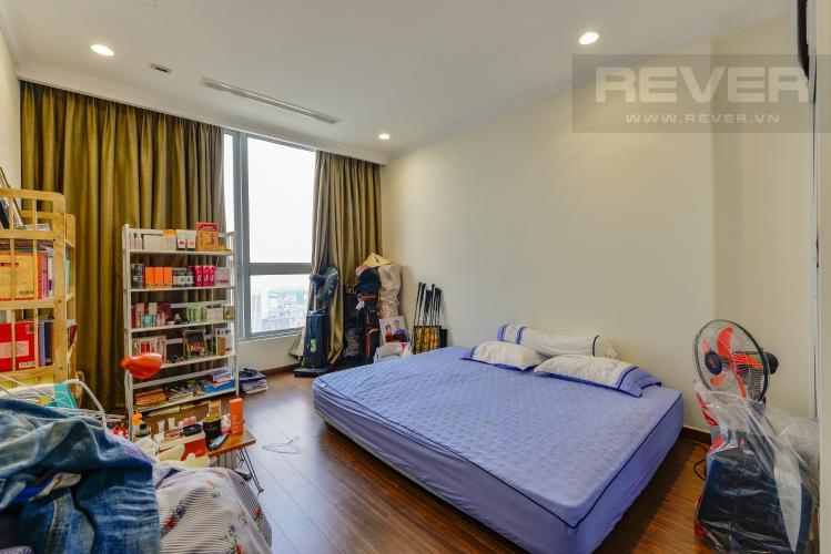 Phòng ngủ 3 Bán căn hộ Vinhomes Central Park 3PN nội thất đầy đủ, có thể dọn vào ở ngay