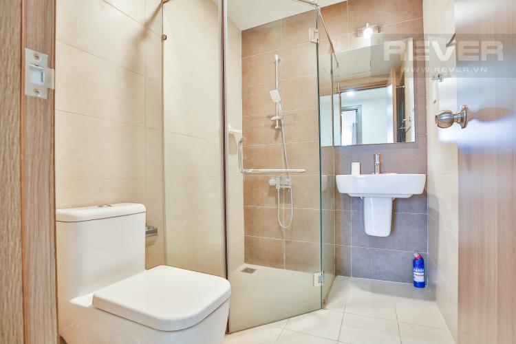 Toilet 2 Căn hộ Lexington Residence 2 phòng ngủ tầng trung LD nội thất đầy đủ