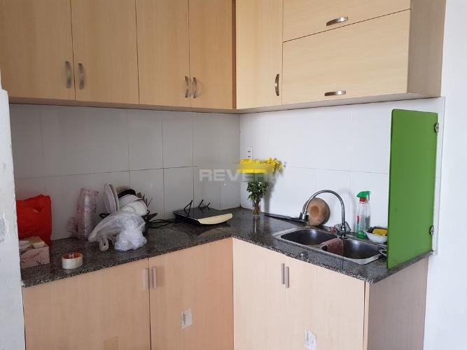 Phòng bếp căn hộ Lotus Apartment Căn hộ Lotus Apartment cửa hướng Tây, ban công hướng Nam đón gió.