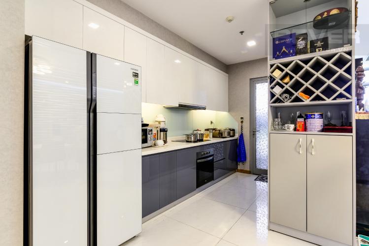 Nhà Bếp Bán căn hộ Vinhomes Central Park 4PN, đầy đủ nội thất, có thể dọn vào ở ngay