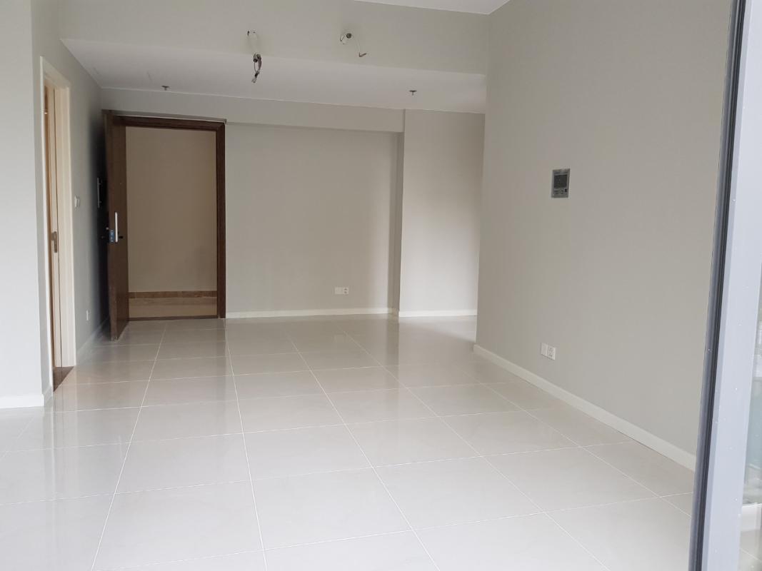 Phòng khách Bán căn hộ officetel Masteri An Phú, tầng thấp, tháp A, diện tích 46m2, không có nội thất, view hồ bơi