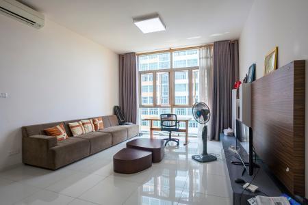 Căn hộ The Vista An Phú 3 phòng ngủ tầng thấp T5 nội thất đầy đủ