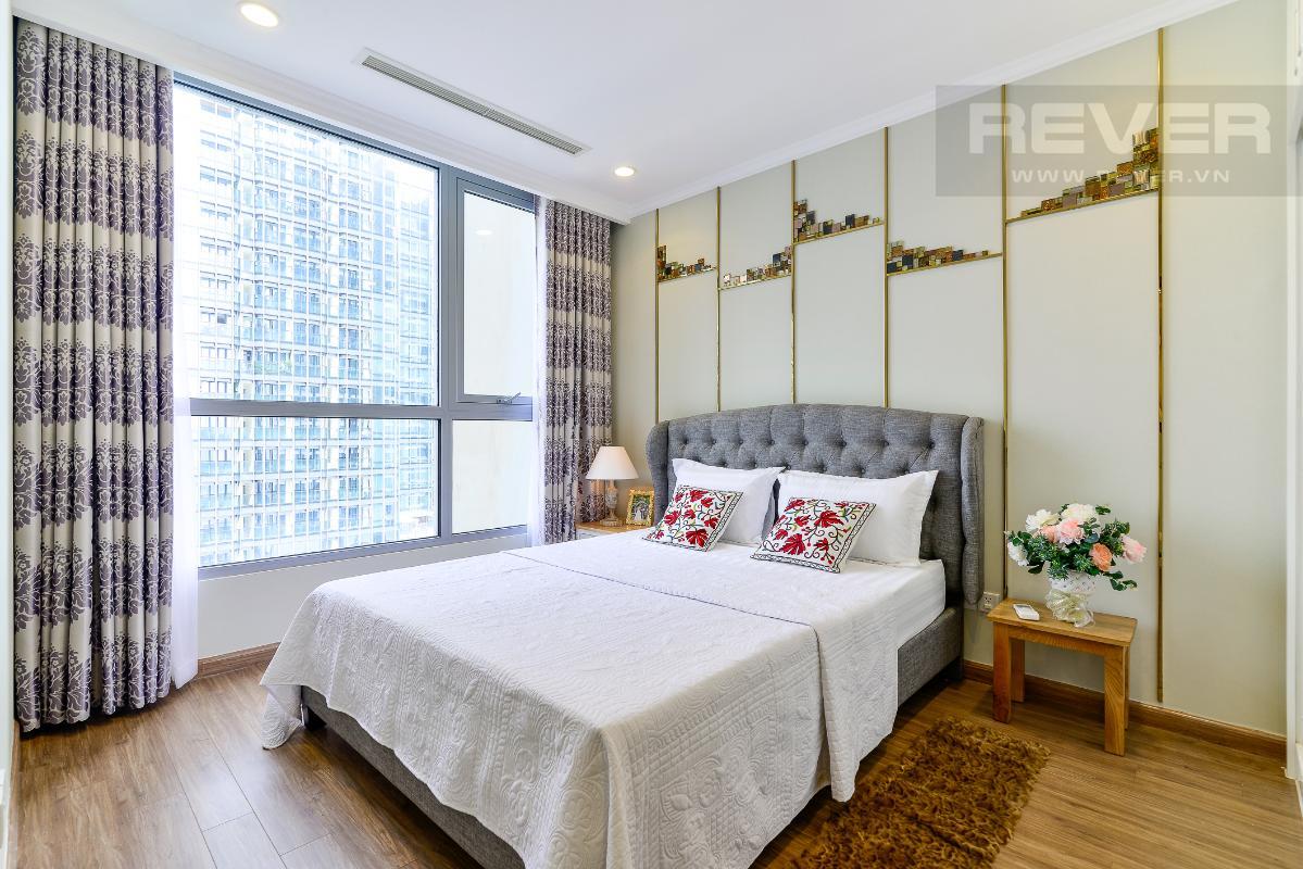 _DSC3978 Bán căn hộ Vinhomes Central Park 1PN, tháp Landmark 3, diện tích 54m2, đầy đủ nội thất, view sông