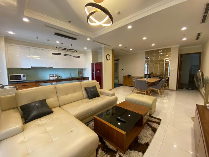 Phòng khách căn hộ Feliz en Vista Căn hộ Duplex Feliz En Vista tầng cao view thành phố