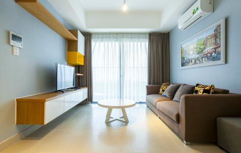 Căn hộ Masteri Thảo Điền 3 phòng ngủ tầng cao T4 view sông