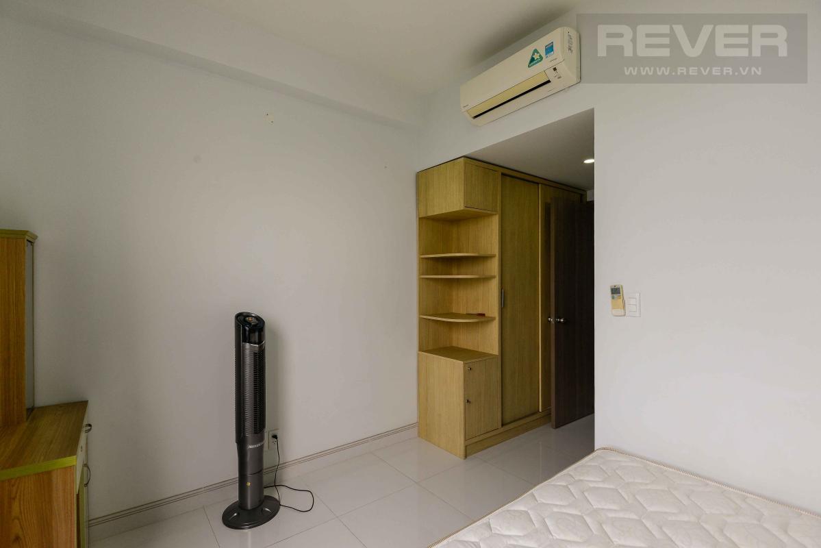 Phòng ngủ chính Cho thuê căn hộ Lexington Residence 2PN, tầng thấp, đầy đủ nội thất, view đại lộ Mai Chí Thọ