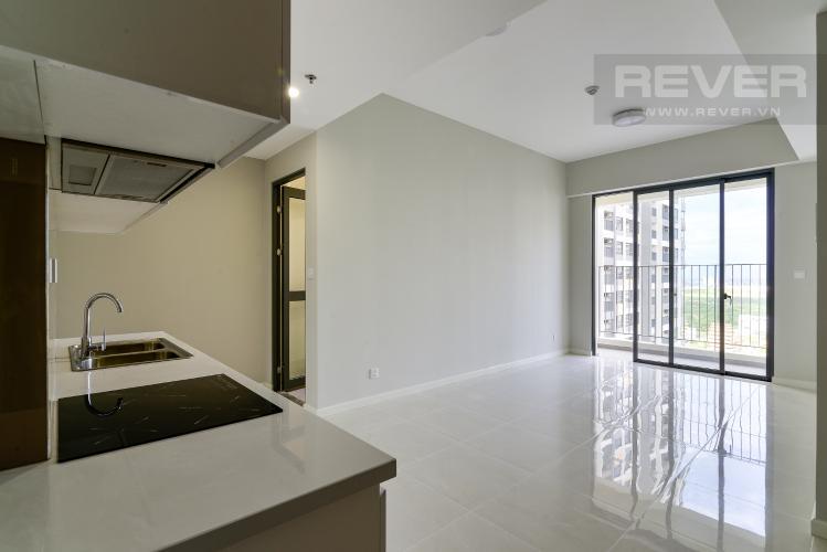 Phòng Khách Cho thuê căn hộ Masteri An Phú 2PN, tầng cao, tháp A, view Xa lộ Hà Nội