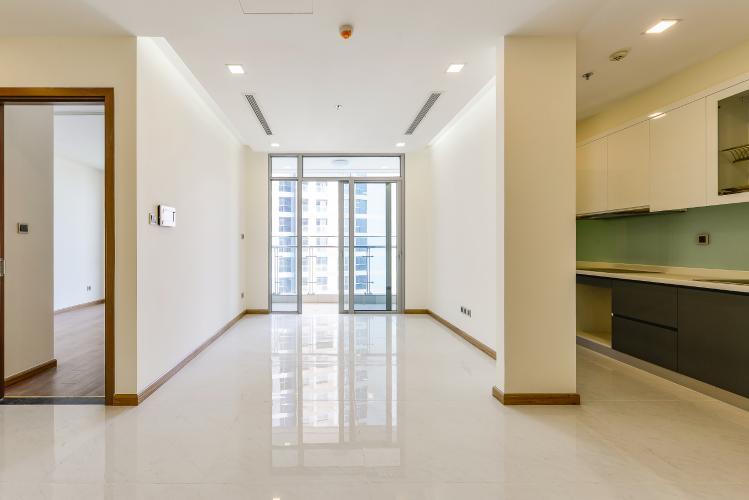 Căn hộ Vinhomes Central Park tầng cao Park 2 nhà mới, chưa có nội thất