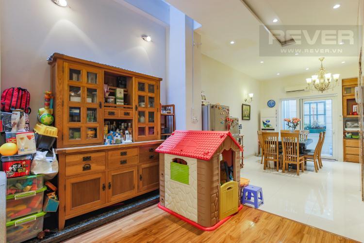Phòng Khách Bán biệt thự 4 tầng, 4PN, đầy đủ nội thất cao cấp, khu B phường An Phú, Quận 2