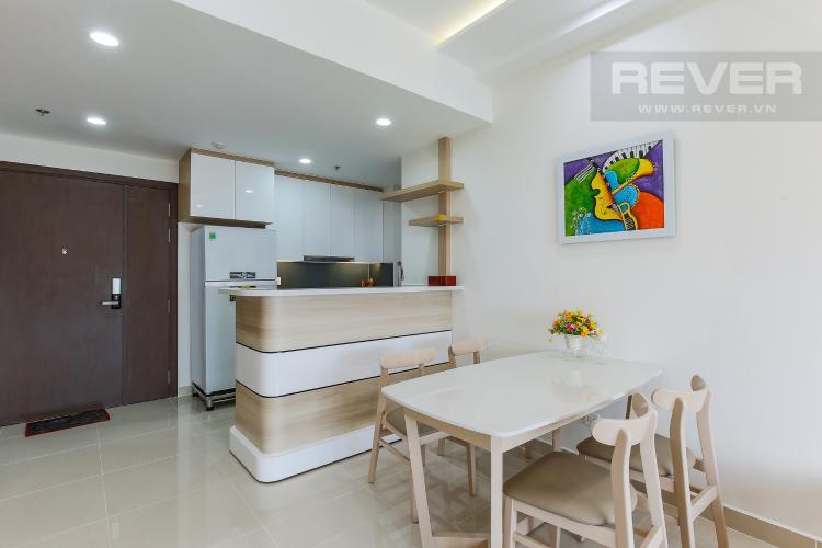 Bàn Ăn Căn hộ RiverGate Residence 2 phòng ngủ tầng cao tháp A view sông