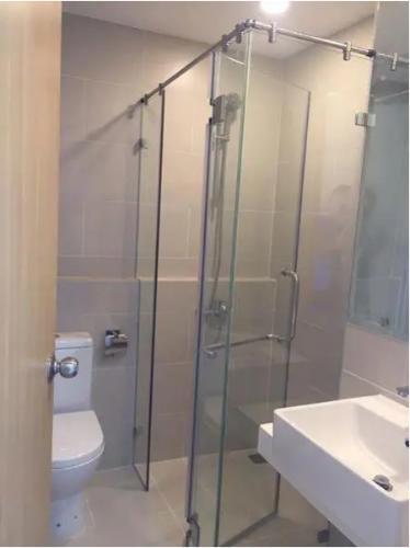 Toilet căn hộ AN GIA SKYLINE Bán căn hộ An Gia Skyline 2PN, tầng 12A, không nội thất, ban công hướng Nam