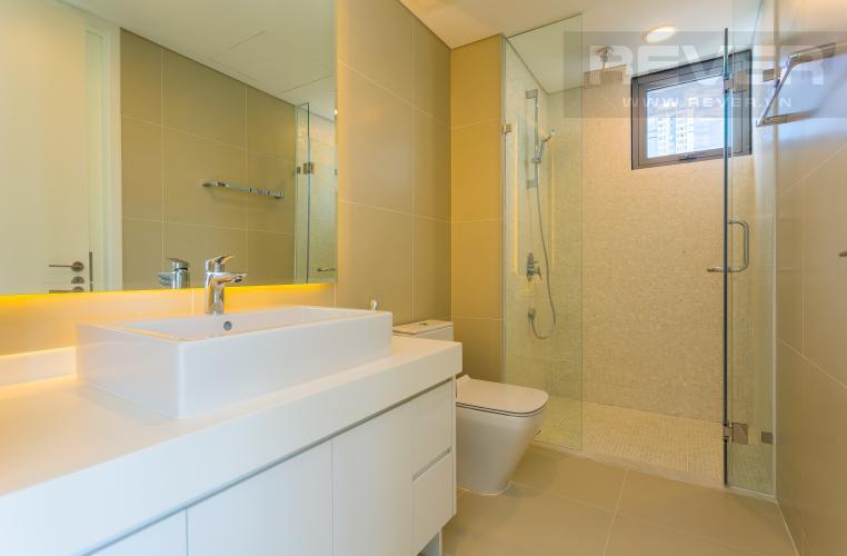 Phòng Tắm Bán và cho thuê căn hộ Aspen Gateway Thảo Điền tầng cao, 1PN, đầy đủ nội thất