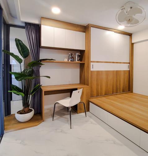 Phòng ngủ Saigon South Residence  Căn hộ Saigon South Residence tầng 18, ban công hướng Nam.