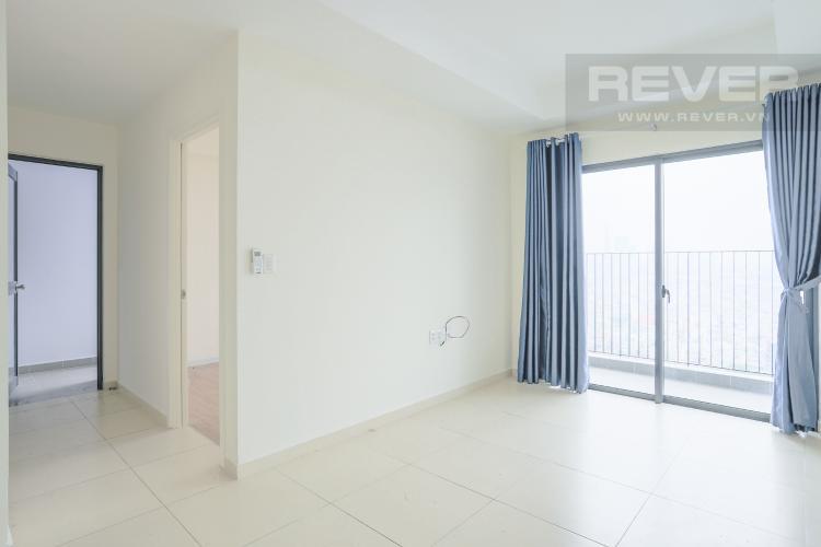 Phòng Khách Và Lobby Bán căn hộ M-One Nam Sài Gòn tầng cao, 2PN view sông
