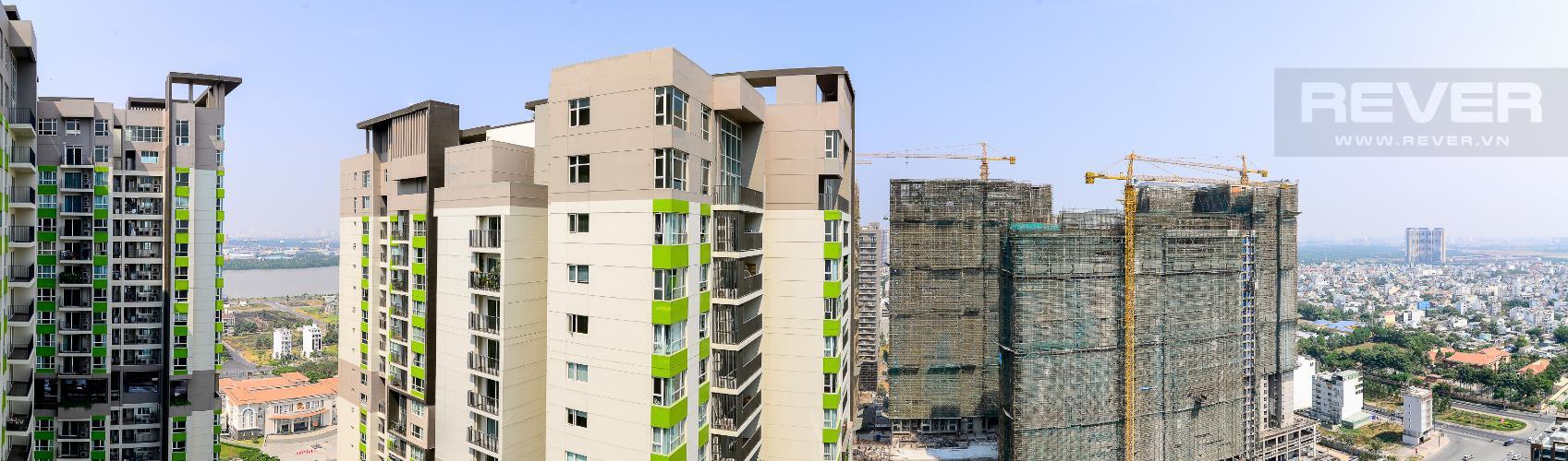 View Bán hoặc cho thuê căn hộ Vista Verde 89.1m2 2PN 2WC, đầy đủ nội thất, view nội khu