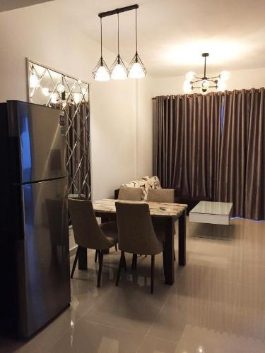Căn hộ Sunrise Riverside 3 phòng ngủ, đầy đủ nội thất.