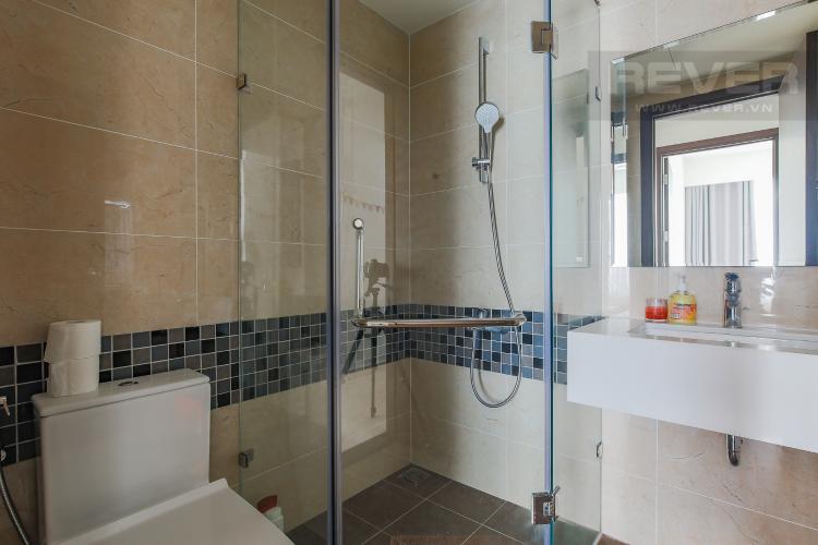 Phòng Tắm 2 Căn hộ The Tresor tầng cao, 2PN, đầy đủ nội thất