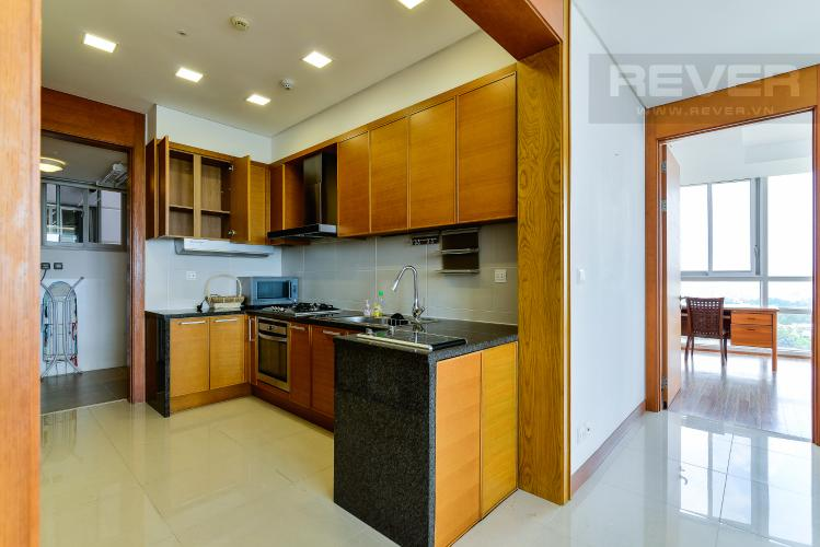 Nhà Bếp Cho thuê căn hộ Xi Riverview Palace tầng cao, 3PN, đầy đủ nội thất, view sông