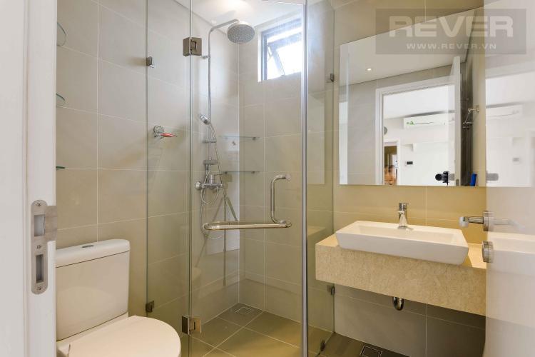 Toilet Bán căn hộ Diamond Island - Đảo Kim Cương 2PN, tầng cao, tháp Canary, view hồ bơi