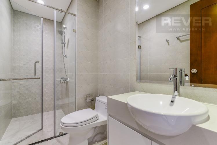Phòng Tắm Officetel Vinhomes Central Park 1 phòng ngủ tầng thấp Landmark 4