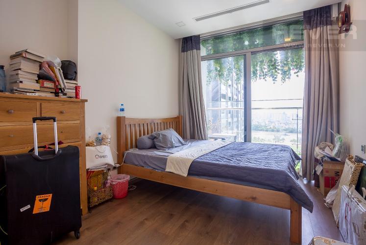 Phòng Ngủ 1 Căn hộ Vinhomes Central Park 3 phòng ngủ tầng trung P6 view công viên