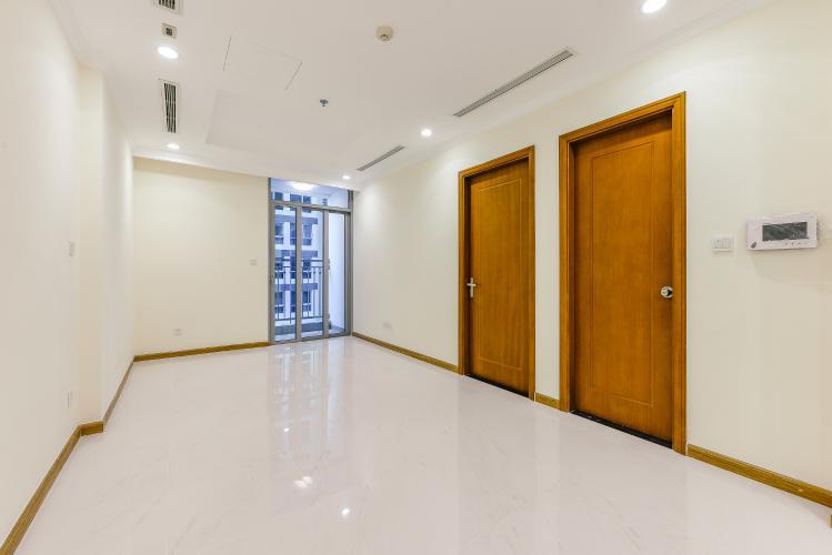 Officetel Vinhomes Central Park 1 phòng ngủ tầng cao L5 nhà trống