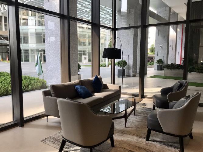 tiện ích căn hộ midtown Căn hộ Phú Mỹ Hưng Midtown tầng 05, nội thất cơ bản