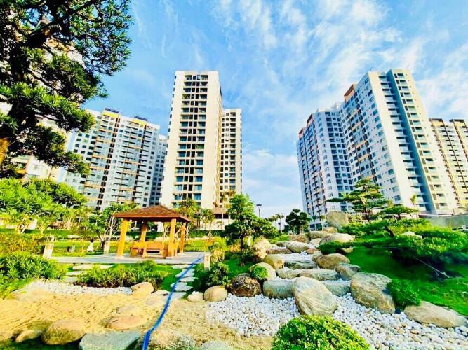 Chung cư Mizuki Park, Bình Chánh Căn hộ Mizuki Park bàn giao nội thất cơ bản, thiết kế hiện đại.
