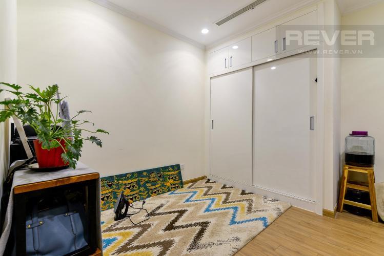 Phòng ngủ 3 Bán căn hộ Vinhomes Central Park 3PN, tầng cao, tháp Landmark 3, đầy đủ nội thất, view công viên và sông Sài Gòn