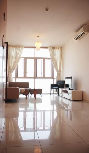 Cho thuê căn hộ The Vista An Phú 2PN, diện tích 101m2, đầy đủ nội thất, view sông thông thoáng