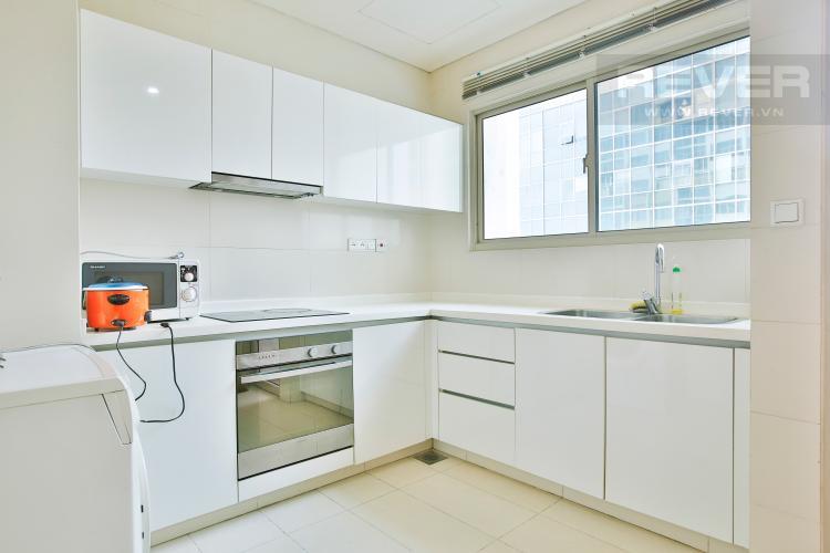 Bếp Căn hộ The Vista An Phú 2 phòng ngủ tầng thấp T3 view nội khu