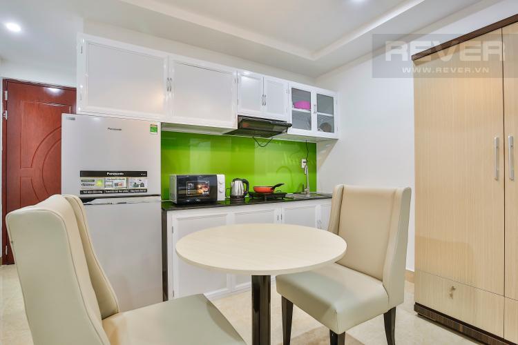 Bếp Căn hộ dịch vụ 1 phòng ngủ Đường Số 42 Quận 2 diện tích 28m2