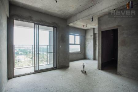 Bán căn hộ Saigon South Residence 2PN, diện tích 59m2, bàn giao thô, có ban công, view thoáng