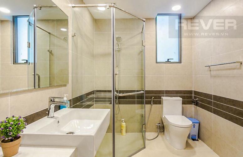 Phòng Tắm 2 Bán căn hộ The Tresor 114m2 3PN 2WC, đầy đủ nội thất, view sông