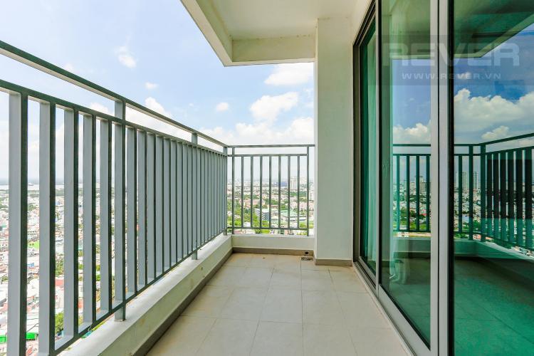 Ban Công Căn hộ The View Riviera Point tầng cao, tháp T3, 2 phòng ngủ, full nội thất