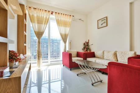 Căn hộ The Park Residence 3 phòng ngủ tầng trung B3 nội thất đầy đủ