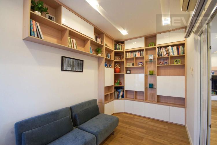 Phòng Đọc Sách Cho thuê căn hộ The Estella Residence 3PN, tầng trung, diện tích 124m2, đầy đủ nội thất