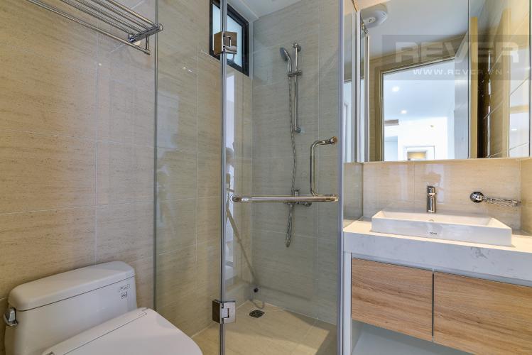 Phòng Tắm 2 Cho thuê căn hộ New City Thủ Thiêm tầng trung, 3PN đầy đủ nội thất, view hồ bơi