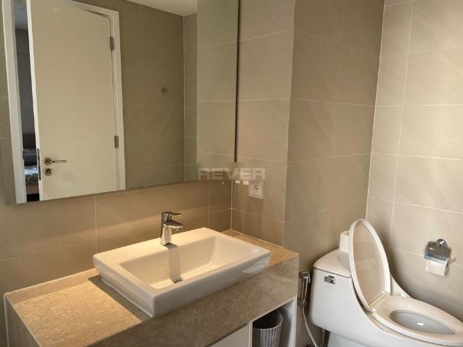 Phòng tắm căn hộ Đảo Kim Cương, Quận 2 Căn hộ Đảo Kim Cương hướng Tây Bắc, đầy đủ nội thất tiện nghi.