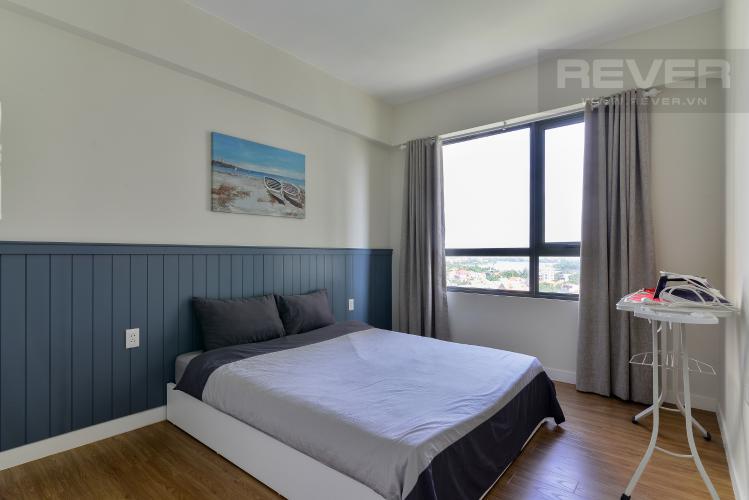 Phòng Ngủ 2 Cho thuê căn hộ Masteri Thảo Điền 2PN, tháp T5, đầy đủ nội thất, view công viên nội khu