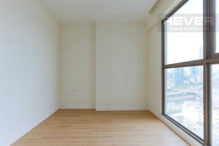 Phòng Ngủ 1 Bán căn hộ Masteri Millennium 2PN, tầng trung, Quận 4