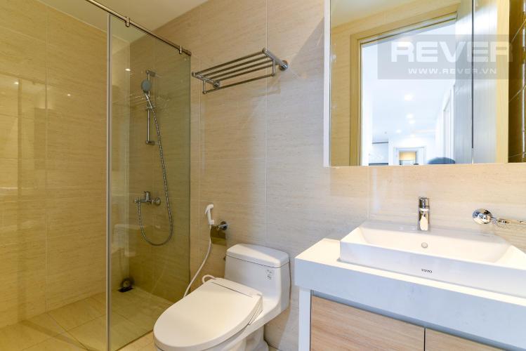 Toilet căn hộ NEW CITY THỦ THIÊM Bán hoặc cho thuê căn hộ 3 phòng ngủ New City Thủ Thiêm, tháp Bali, đầy đủ nội thất, view đại lộ Mai Chí Thọ