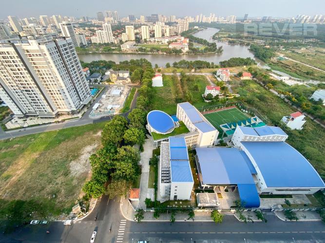 View căn hộ SAIGON SOUTH RESIDENCE bàn giao thô Bán căn hộ Saigon South Residence 2PN, tầng 21, diện tích 71m2, view sông, bàn giao thô