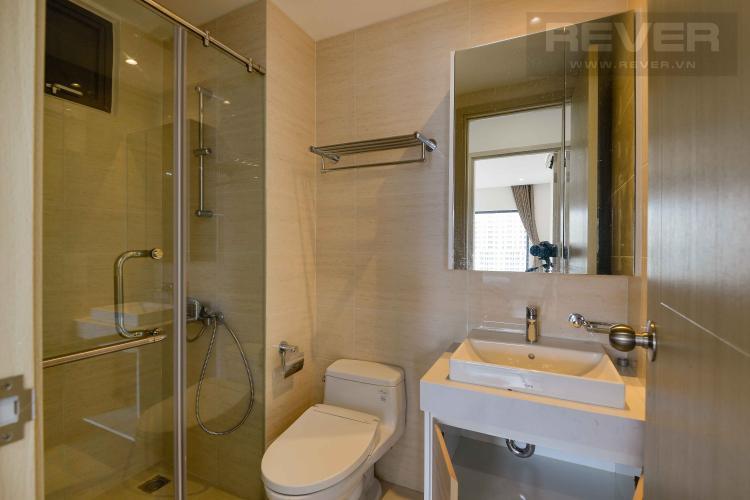 Toilet 1 Cho thuê căn hộ New City Thủ Thiêm 2PN, tháp Venice, đầy đủ nội thất, view Landmark 81