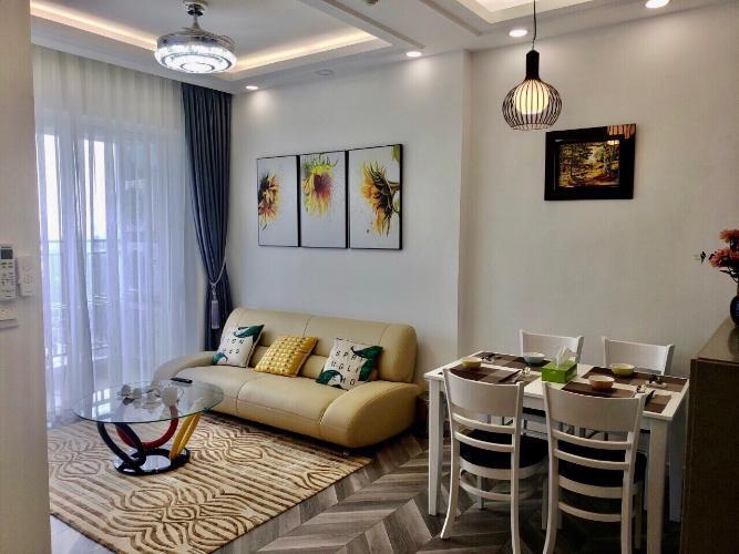 Cho thuê căn số 6 tầng cao đầy đủ nội thất Sunrise Riverside